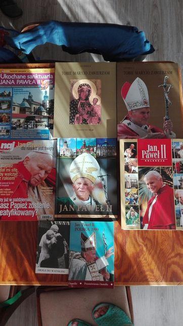 Jan Paweł II książki
