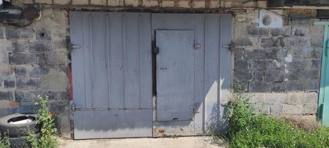 Продам свой гараж в гск на Танкопия