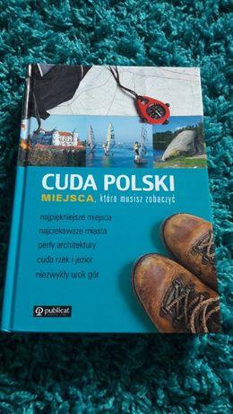 """Książka """"Cuda Polski"""""""