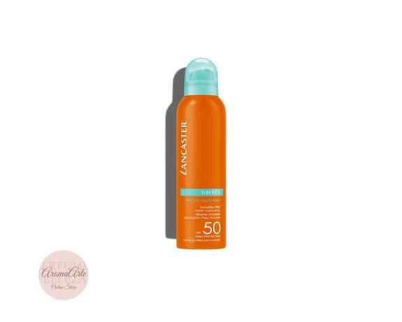 Lancaster Sun Kids Invisible Mist Wet Skin Application SPF50