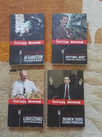 Książki z serii Pod lupą Newsweek