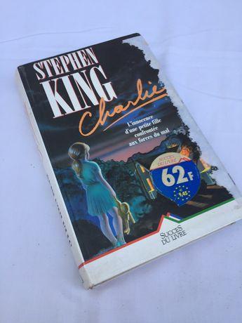 Stephen King - Charlie (en français)