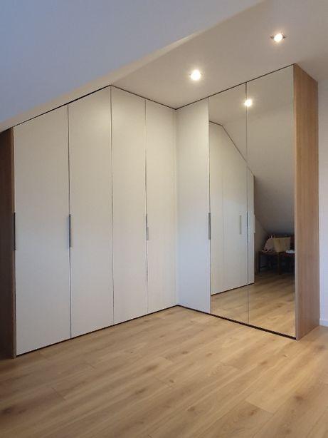 Mebleo - Meble na wymiar. Kuchnie, szafy, garderoby, łazienki