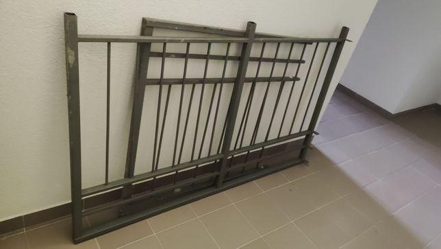 Перила балкона, ограждение балкона