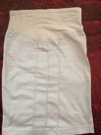 Spódnica ciążowa branco S