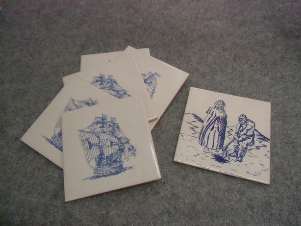 Azulejos serigrafados