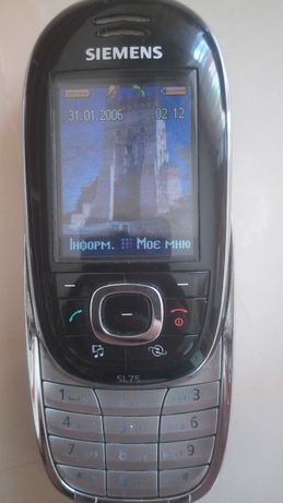 Телефон SIEMENS SL75
