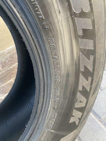 Зимняя резина Bridgestone Blizzak DM-2 285/60