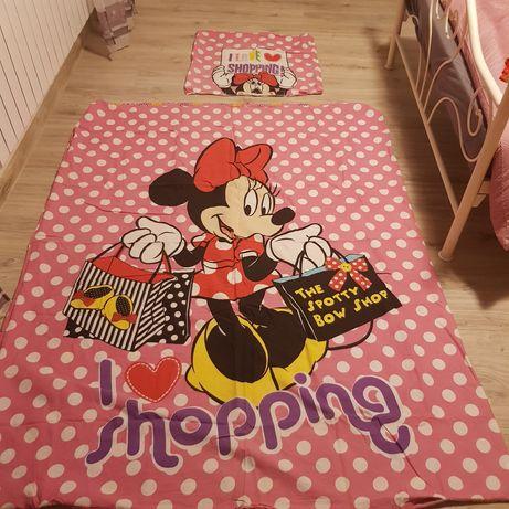 Posciel dwustronna Disney Minnie 160, 70x80 bawełna