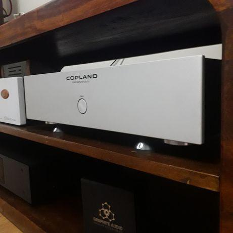 COPLAND CSA 515 hybrydowa / Lampowa końcówka mocy stereo wzmacniacz