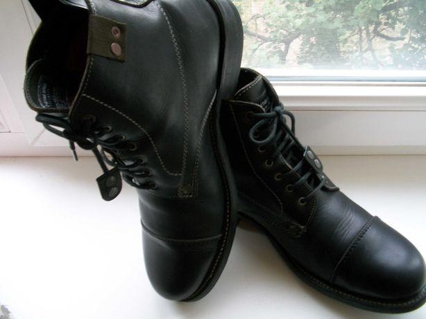 кожаные ботинки  G-Star Raw 3301 gs 43 р