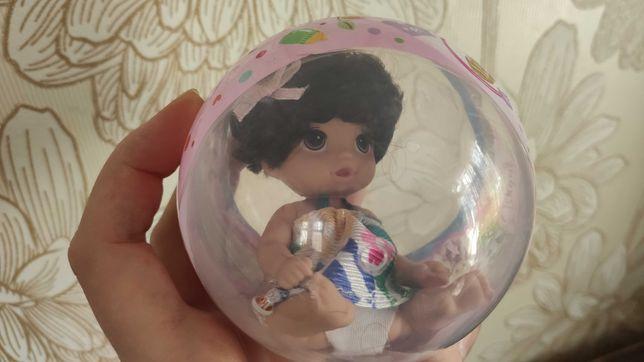 Кукла в шарике Baby Ardana, аналог lol