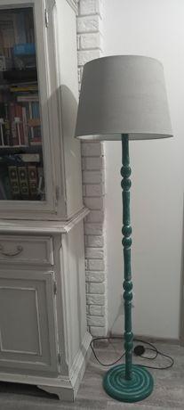 Lampa podłogowa po renowacji