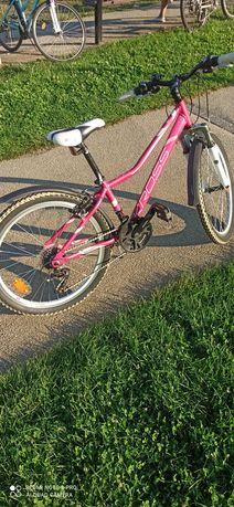 Rower dla dziewczynki Kross Lizzy koła 24 cale