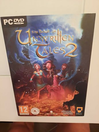 Gra PC DVD - The Book of Unwritten Tales 2