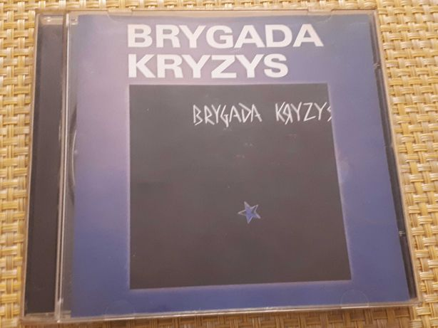 Brygada Kryzys - płyta CD