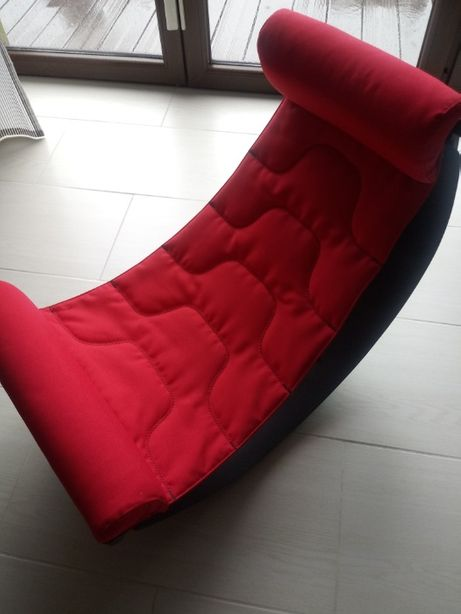 Fotel bujany Ikea Flaxig