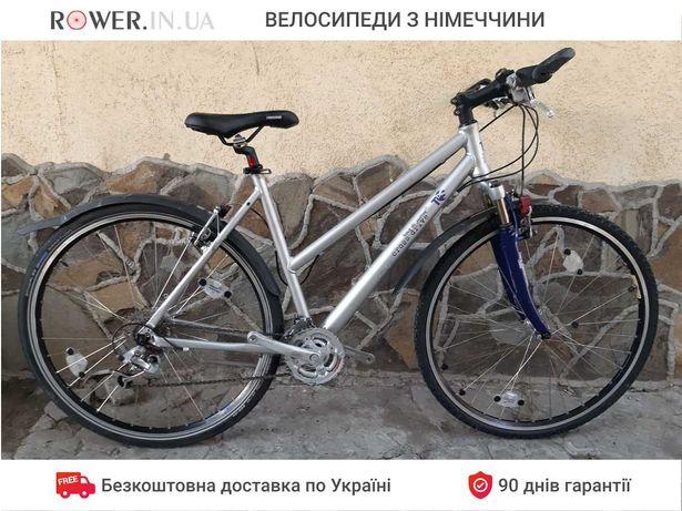 Велосипед дамка гібрид бу TDS Cross Drive 28 M43 / Велосипеды гибрид