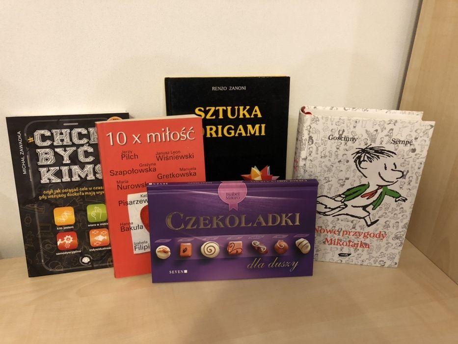 Sprzedam książki idealne na prezent Luzino - image 1