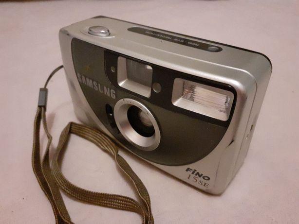 Фотоапарат Samsung Fino 15 se плівковий