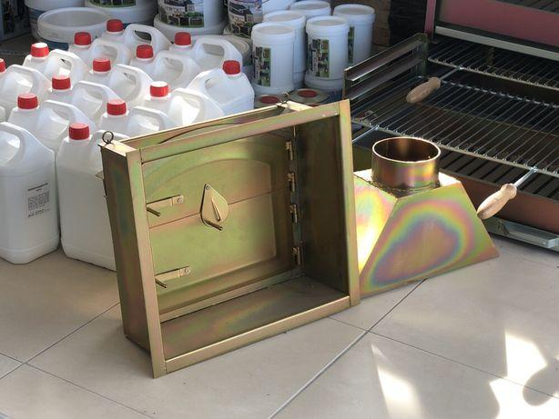 porta forno lenha