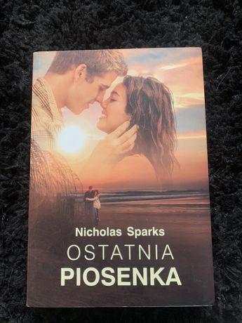 Nicholas Sparks Ostatnia Piosenka