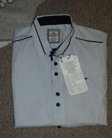 Школьная рубашка, вышиванка, тениска