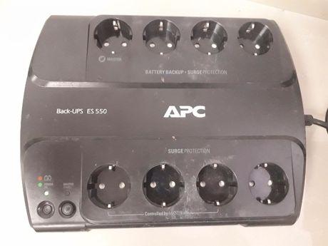Бесперебойник APC Back-UPS ES 550VA без акумуляторов
