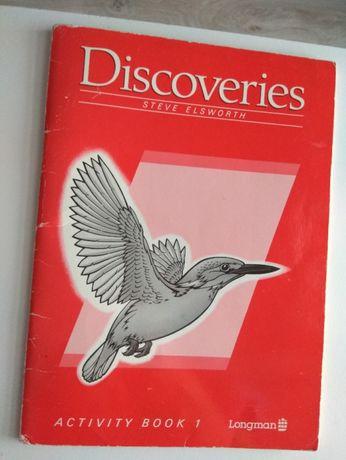 61 Discoveries Activity book 1 Longman