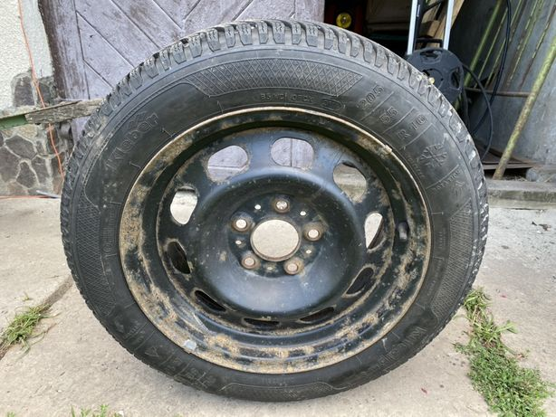 Колеса Kleber R16 205/55 зимові 4шт.