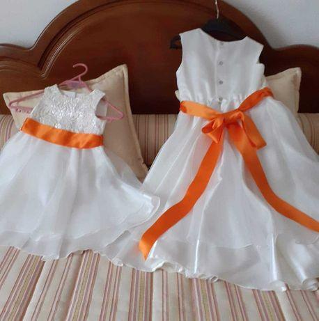 Vestidos de Criança para Cerimonia