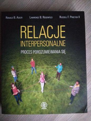Relacje interpersonalne Proces porozumiewania się