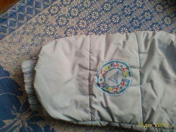 Продам детский комбинезон зимний Libellule