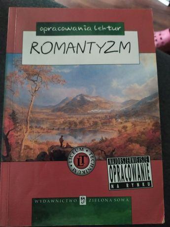 Opracowania lektur Romantyzm