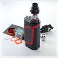 Электронная сигарета SMOK Alien Kit 220W мощный вейп