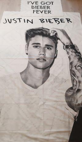 Pościel Justin Bieber Bieber Fever nowa komplet