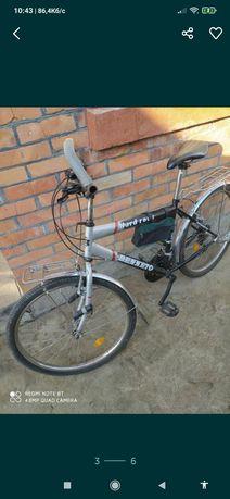 Обмін велосипед на домашню кукурудзу,буряк,пшеницю,варіанти?