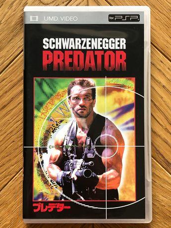 Predator PSP UMD film