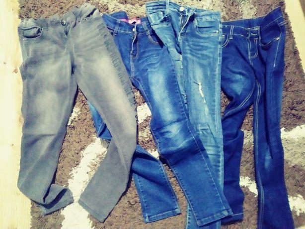 Spodnie 140-146