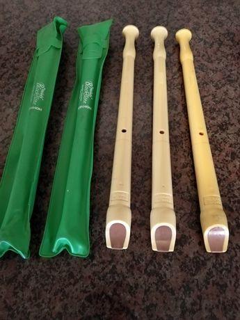Flautas musicais