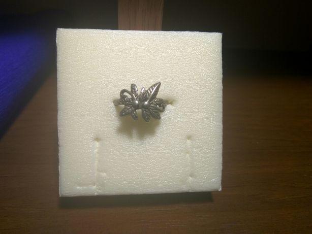 Кольцо серебряное серебро