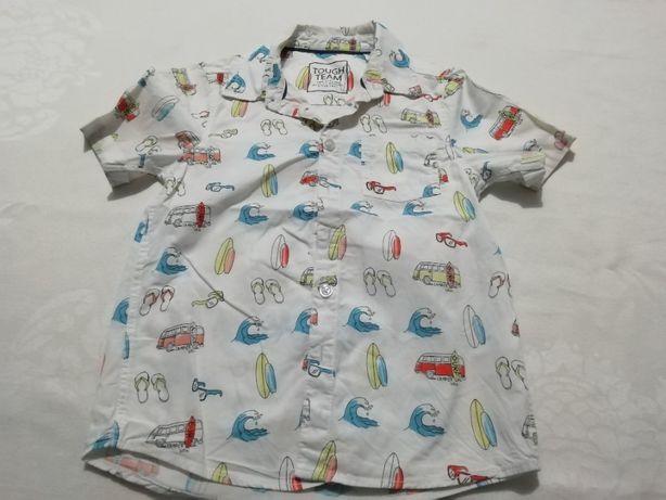 Camisa 7 anos
