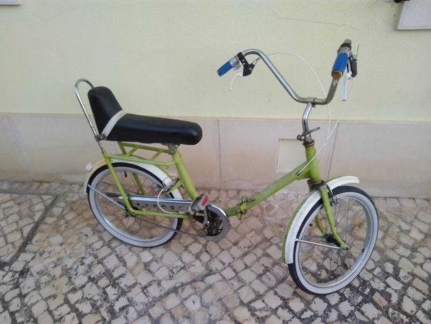 Bicicleta Orbita Vintage dobravel