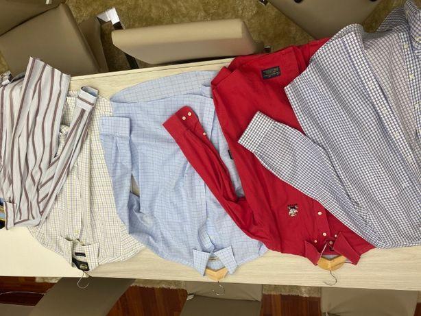 5 camisas de Hoemem Marca