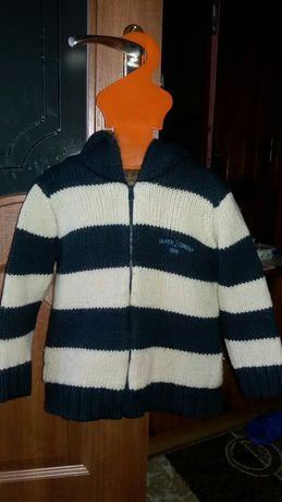 Продам детскую вязаную кофту Jasper Conran.