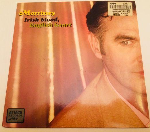 Morrissey - Irish blood, English heart (7 singiel)
