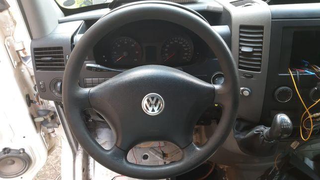 VW CRAFTER KIEROWNICA gwarancja części wysyłka odbiór