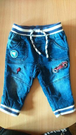 Spodnie r.74