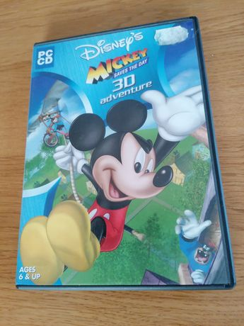 Gra PC Mickey 3D edventure