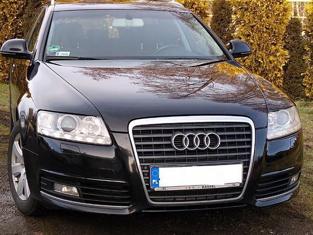 Audi A6 C6 Lift 2,0 CR 170 KM NAVI MMi LEDY HAK Klima Xenon Sensor PDC